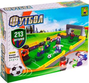 "25490 Конструктор ""Футбол"" 213 дет. (кор.48) фото"