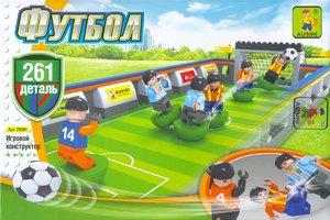 "25591 Конструктор ""Футбол""  261 дет. (кор/24) фото"