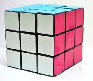 Кубик-головоломка 7.5 см. в пак, арт.46419 фото