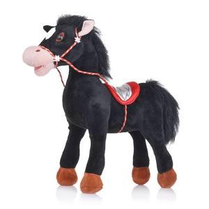 Лошадь малая муз.(кор.96) арт.858А(1/3) фото