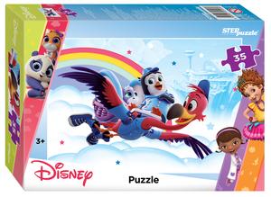 """Мозаика """"puzzle"""" 35 """"Пупс"""" (Disney), арт.91405 фото"""