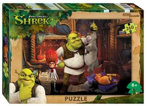 "Мозаика ""puzzle"" 260 ""Shrek"" (DreamWorks, Мульти), арт.95092 фото"