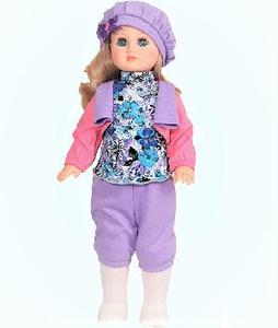 Марта Незабудка Весна 3 (кукла пластмассовая озвученная) арт.В2407/о фото