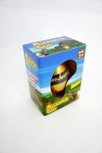 Яйцо с растущим животным Крокодил(12) 5,5 см.в ассортименте в кор./в шоу-боксе, арт.46151 фото