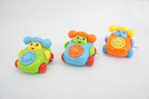 Телефон игрушечный, арт.1022 фото
