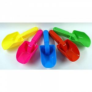 Игрушки для игр в песке Совок 19см, арт.40-0005 фото