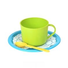 """Набор посуды чайный """"Мята"""" (3 дет.), арт.9412 фото"""