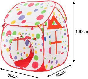 Игровая детская палатка арт.889-93В  (кор.72) фото