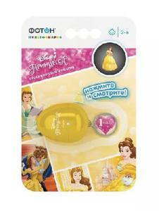Мультфонарик-брелок ФОТОН КР-0905-1,Disney Принцесса 1/2/3/4  (кор.8шт.)арт.22769 фото