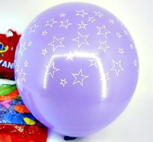 Воздушный шар (кор.100) арт.1517-7 фото