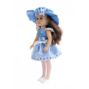 "Кукла ""Модница голубая"" 1/6, арт.10219 фото"