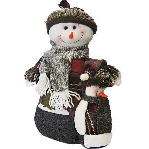 Снеговик (кор.36) арт.0186 фото