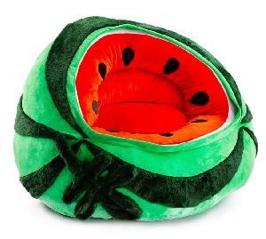 Мягкая игрушка Арбуз-кресло, арт.2691 фото