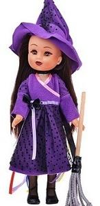 """Кукла ведьма """"Миланте"""" (в пакете) 1/10, арт.10336 фото"""