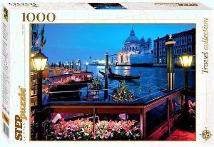 Пазл 1000 Италия. Венеция. арт. 79102 фото