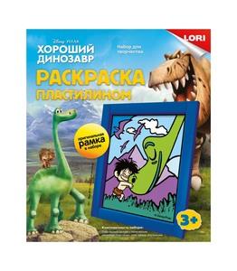 """Раскраска пластилином Disney """"Хороший динозавр"""" арт.Пкд-011 фото"""