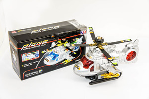 Вертолет э/м, арт.777 (кор.96) фото