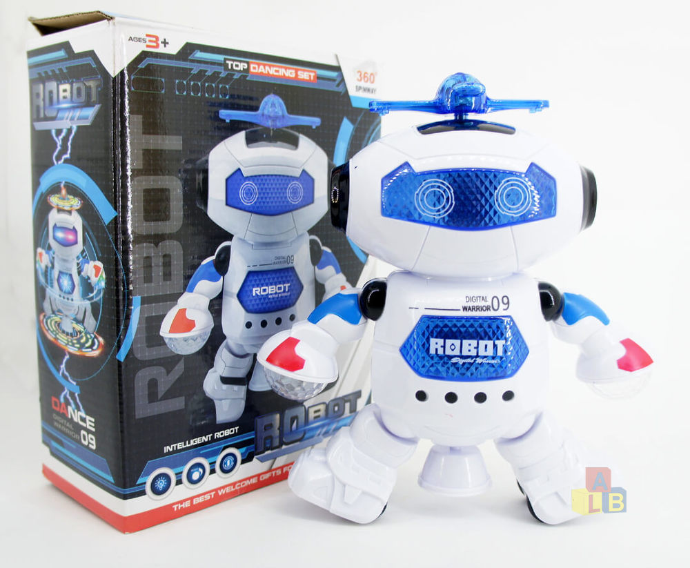 Робот (в кор.72), арт.FX2871 фото
