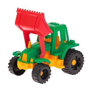 """Трактор """"Ижора"""" с грейдером арт.151 фото"""