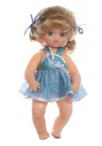 Кукла Катя М2 40см (пакет), арт.ПЛЗ40-5 фото