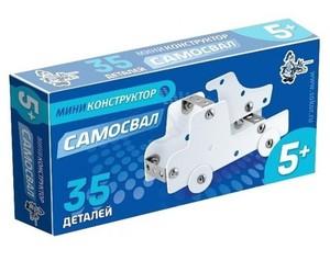 Конструктор из пластика и металла мини Самосвал арт.01592 фото