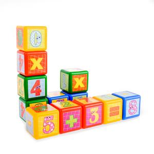 "Набор кубиков ""Построй сам"", арт.90064 фото"