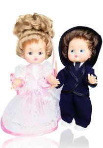 Кукла Сладкая парочка фото