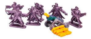 """Игровой набор №2  """"Бронепехота с орудиями"""", арт.00955 фото"""