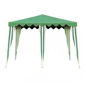 Комплект Шатёр 4х4 метра +2 стенки-сетки, 2 стенки,арт.TN-018 фото
