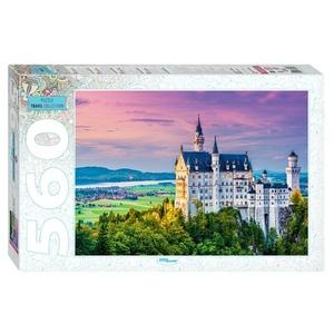 "Мозаика ""puzzle"" 560 ""Бавария. Замок"", арт.78092 фото"