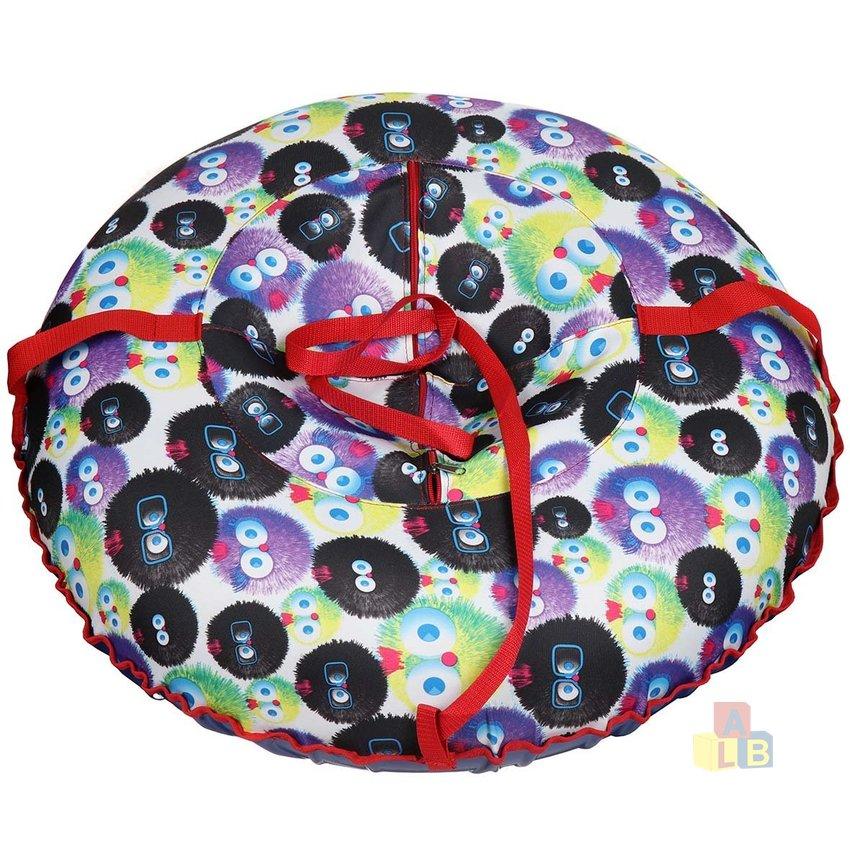 """Санки-ватрушка """"Brilliant mini"""" диаметр 80 см """"Fani Sani"""", арт.80005 фото"""