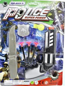 Набор полицейского (в кор.288), арт.ZQ131-1 фото