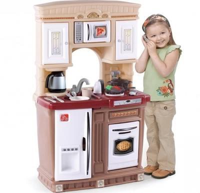 Детские игрушечные кухни для девочек от 3 лет и старше