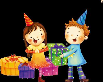 Как оригинально подарить подарок ребенку