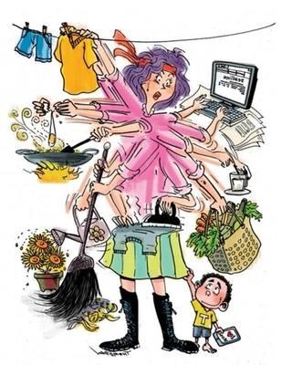 Как заработать маме в декрете на дому через интернет