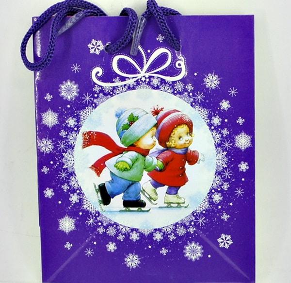 Подарочные сумки пакеты оптом в интернет-магазине игрушек - Alba картинка