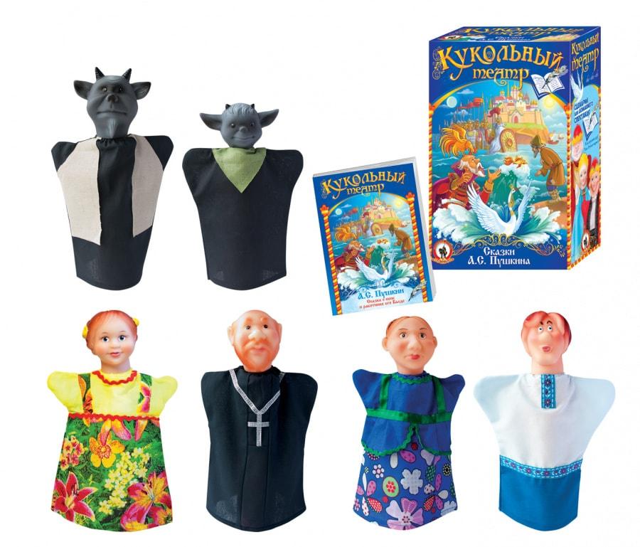 Куклы перчатки для кукольного театра оптом на сайте - Alba картинка