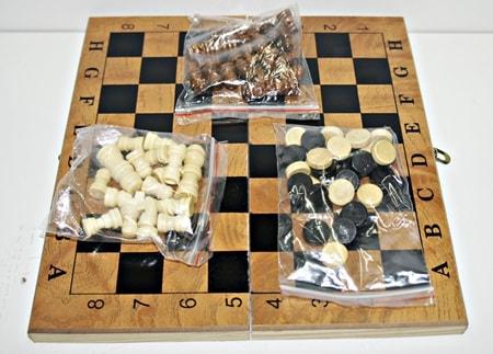 Настольные шахматы и шашки в оптовом интернет-магазине - Alba картинка