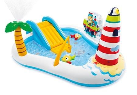 Детский бассейн Intex оптом в интернет-магазине игрушек - Alba картинка
