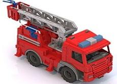 Пожарные машины игрушки и полицейские оптом на сайте Alba картинка