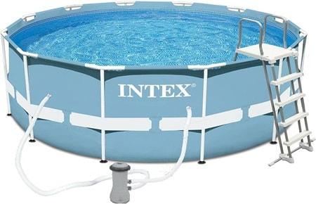 Каркасные бассейны intex в оптовом интернет-магазине - Alba картинка