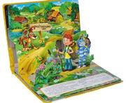 Книжка панорамка для детей от 3 до 5 лет оптом в интернет-магазине - Alba картинка