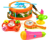 Детские музыкальные наборы для малышей оптом на сайте - Alba картинка