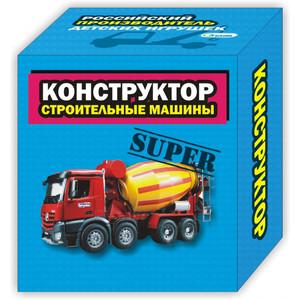 """Конструктор """"Строительные машинки"""", арт.01407 фото"""