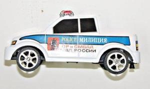 Полицейская машина арт.0561-1 фото