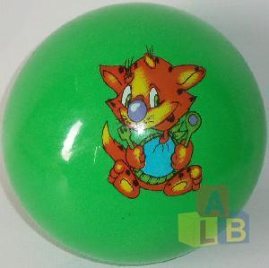 Мяч детский надувной арт.2517-4 (кор/500) фото