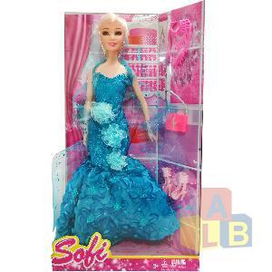 Кукла в одежде арт.BBL77147 (кор.72)Ш фото