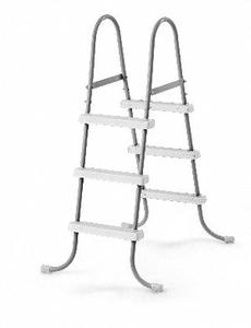 Лестница для бассейна 107см (кор.3) арт.28065 фото