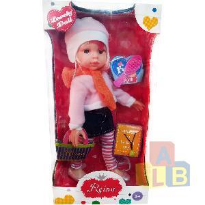 Кукла в одежде арт.R830А (кор/48) фото