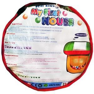 Игровая детская палатка арт.5538-3  (кор.72) фото